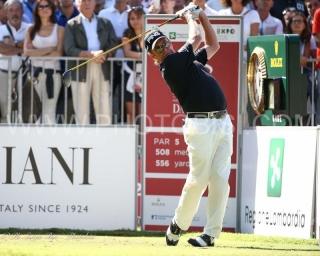 Golf 2016  72' Italian Open
