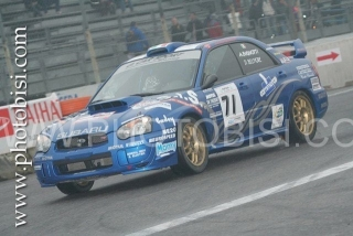 RALLY MONZA SHOW 2006