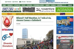Half marathon 2018 – Milano