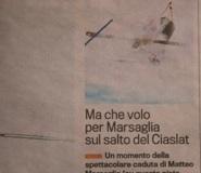 Ski World Cup, Gazzetta dello Sport – 21 December 2013