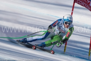 SWC 2017 – CORTINA  LADIES SG