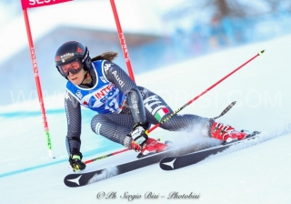 SWC 2017 – SESTRIERE – LADIES SG