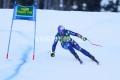 SKIING - FIS SKI WORLD CUP, Super G MenVal Gardena, Trentino Alto Adige, Italy2020-12-18 - FridayImage shows PARIS Dominik (ITA) 12th CLASSIFIED